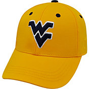 Top of the World Youth West Virginia Mountaineers Gold Rookie Hat