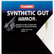 Tourna Synthetic Gut Armor 16 Tennis String - 40 ft. Set