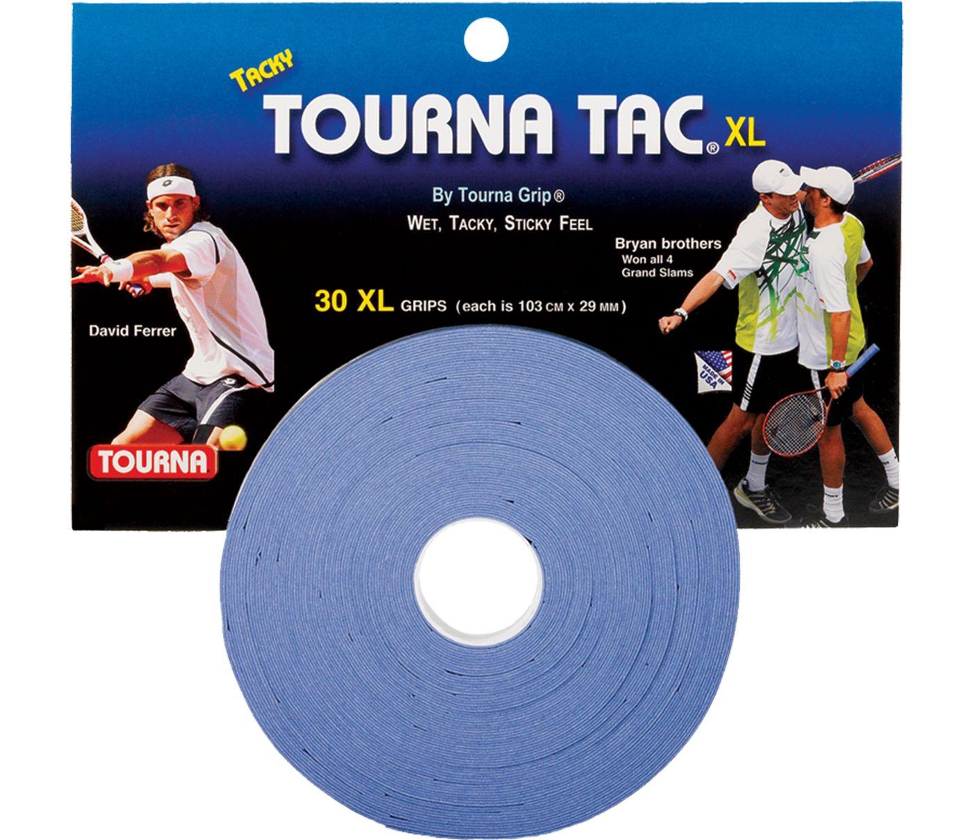 Tourna Tac Tennis Overgrip - 30 Pack