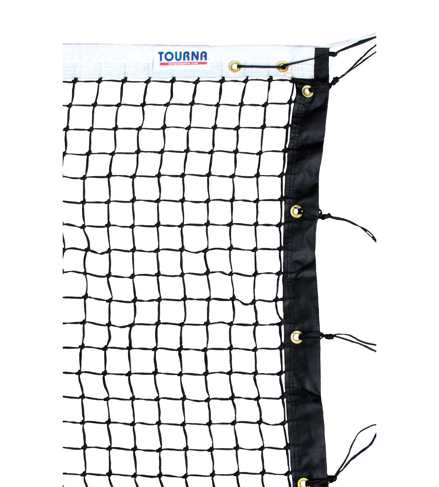 Tourna Single Braided Tennis Net