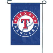 Party Animal Texas Rangers Garden/Window Flag