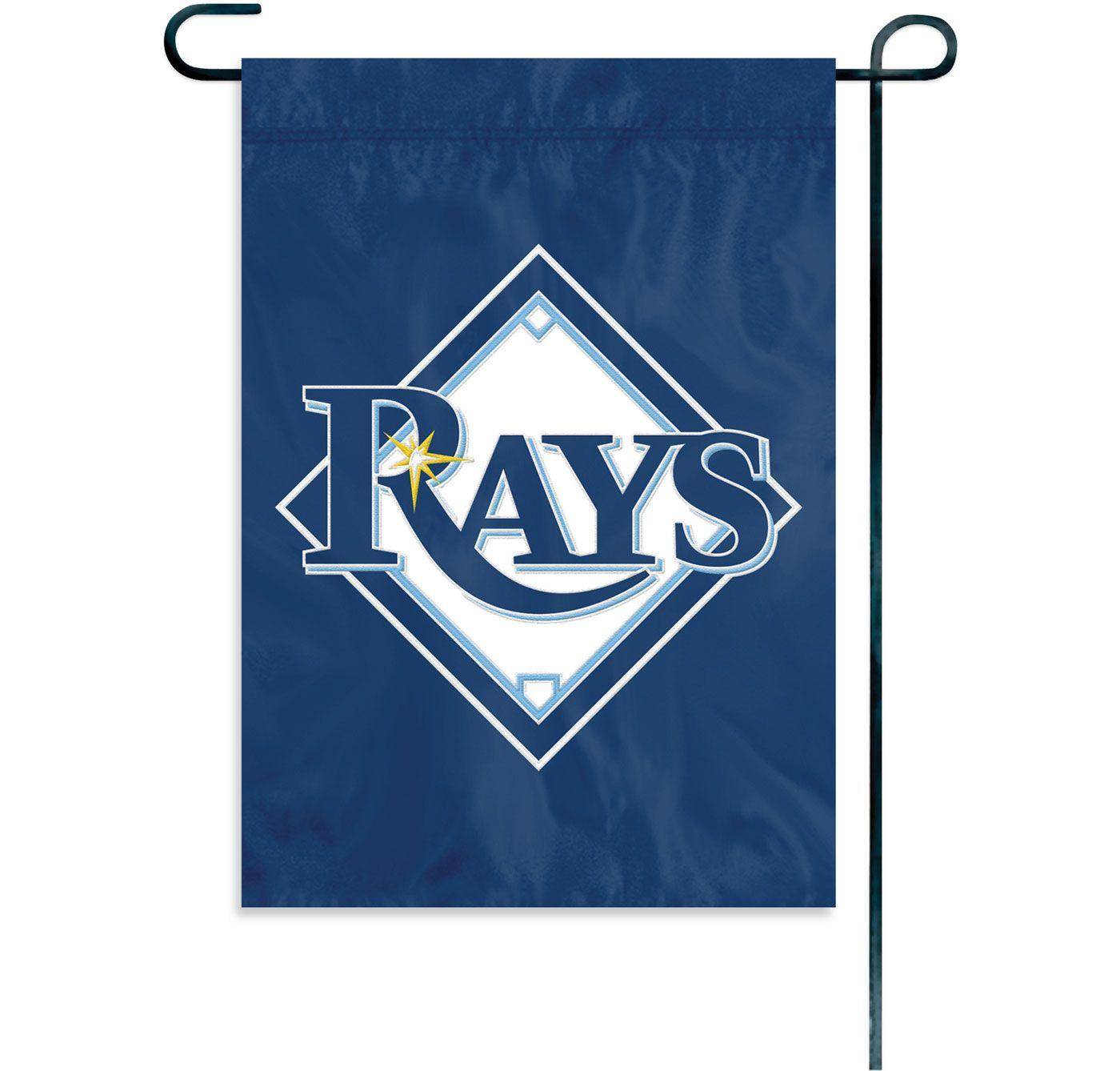 Party Animal Tampa Bay Rays Garden/Window Flag