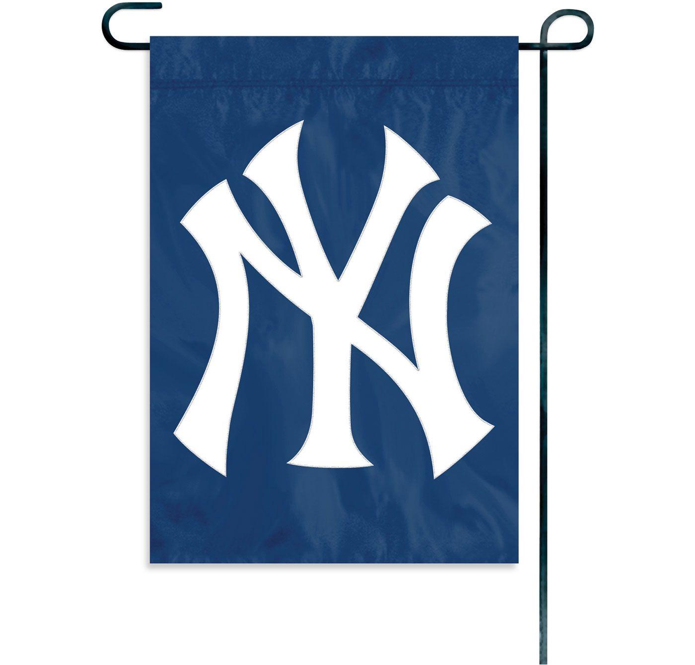 Party Animal New York Yankees Garden/Window Flag