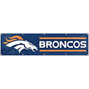 Party Animal Denver Broncos Giant 8' x 2' Banner