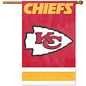 Kansas City Chiefs Applique Banner Flag