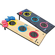 Triumph 2-in-1 3-Hole Tournament Bag Toss/Washer Toss Game Set