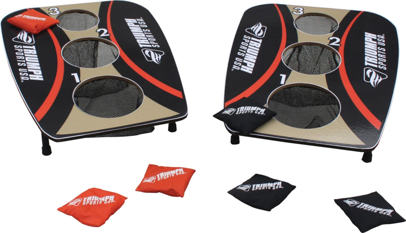 Triumph 3-Hole Folded Bag Toss Game Set