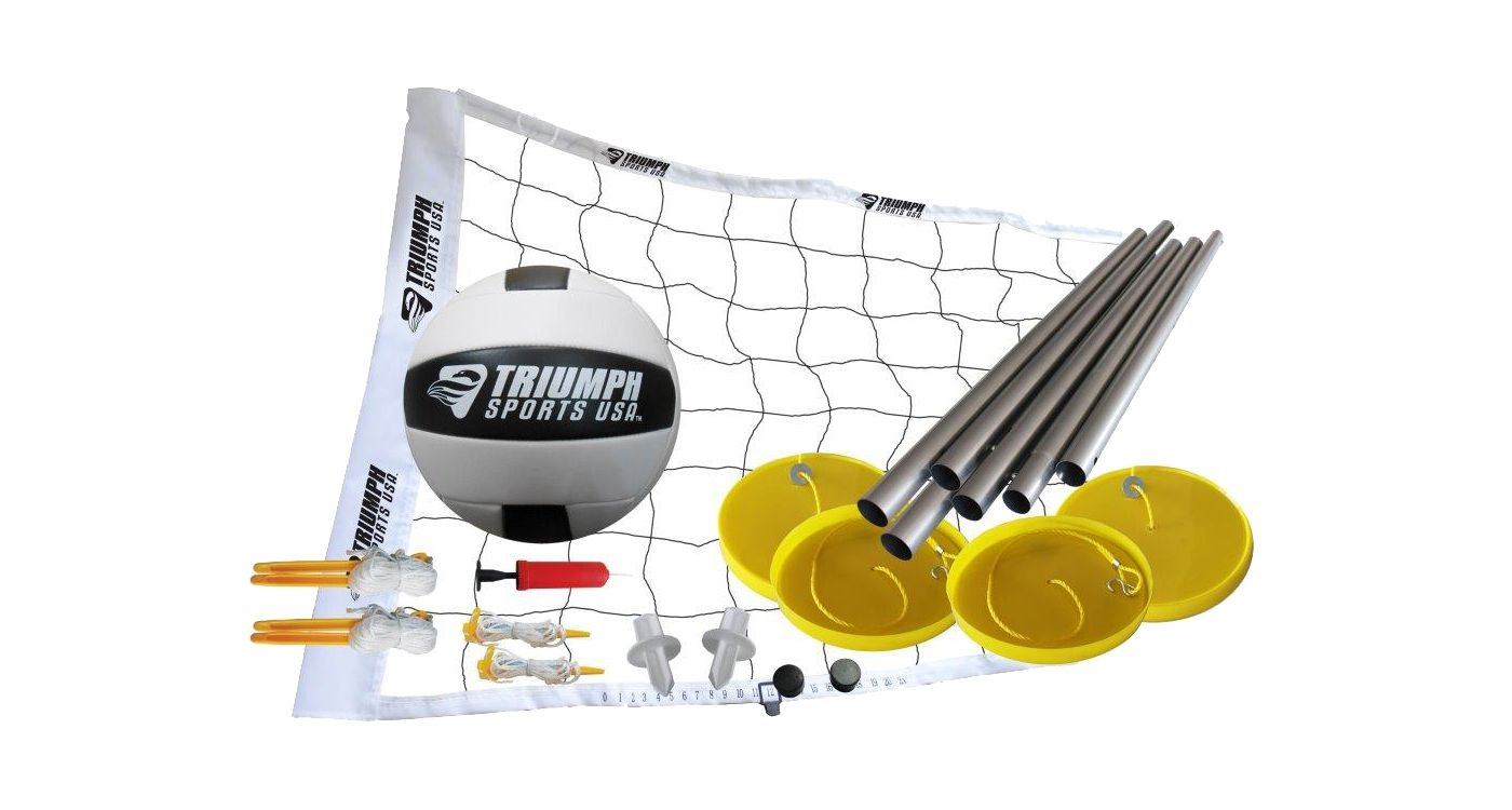 Triumph Beach Volleyball Set