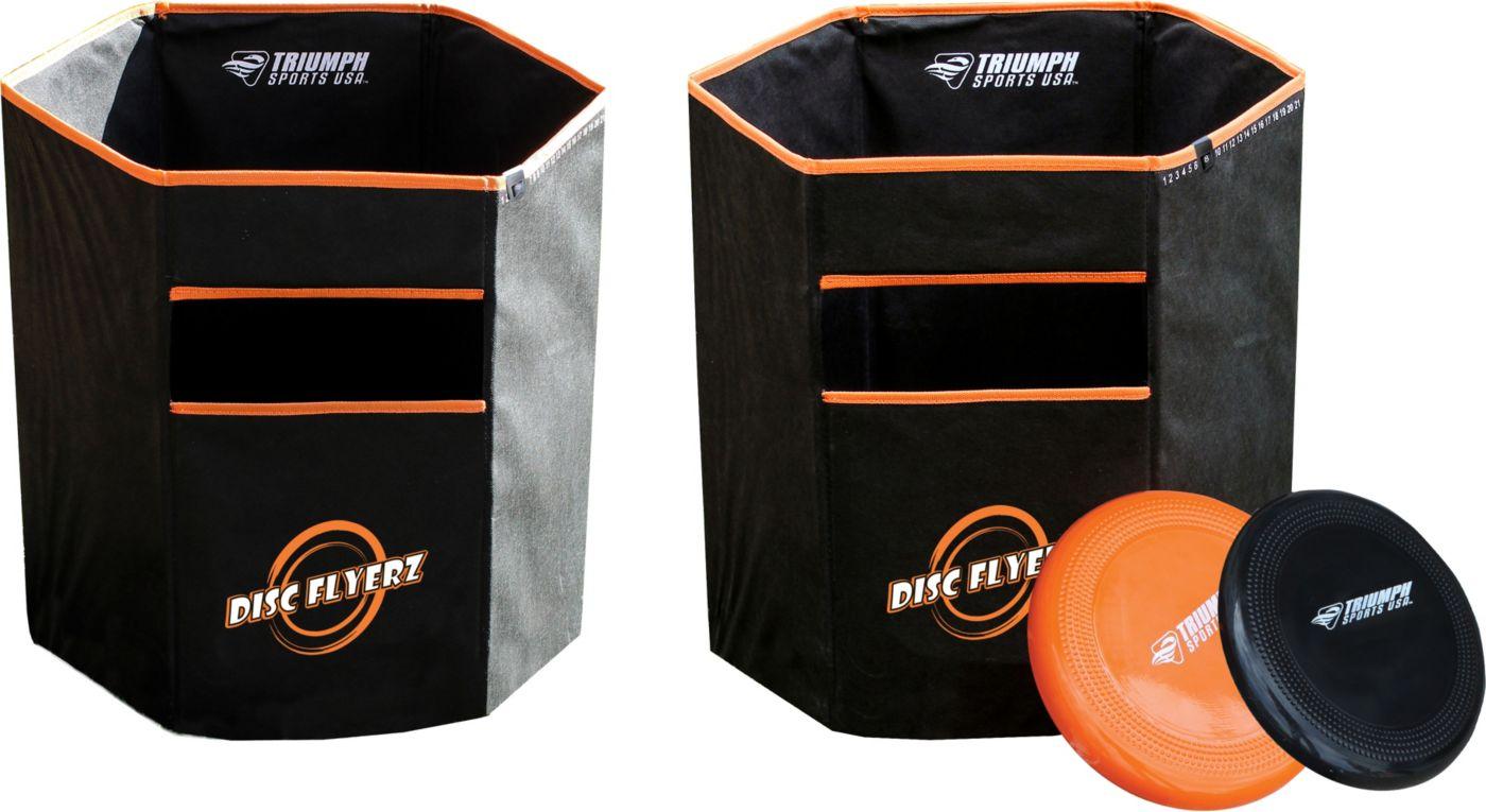 Triumph Disc Flyerz Disc Toss Game Set