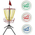 Triumph Disc Golf Toss Game Set