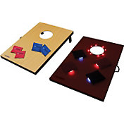Triumph LED Lighted Tournament Bag Toss Game Set