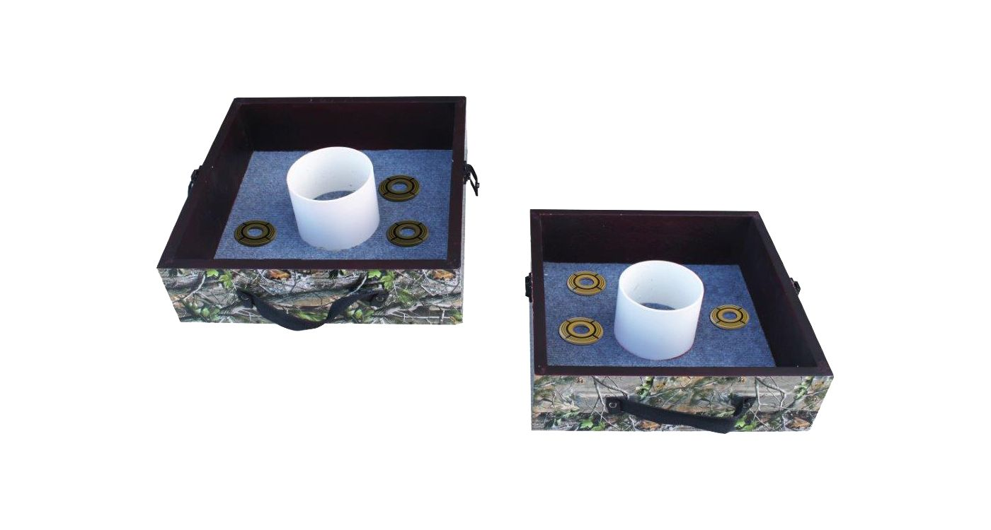 Triumph Realtree Tournament Washer Toss Game Set