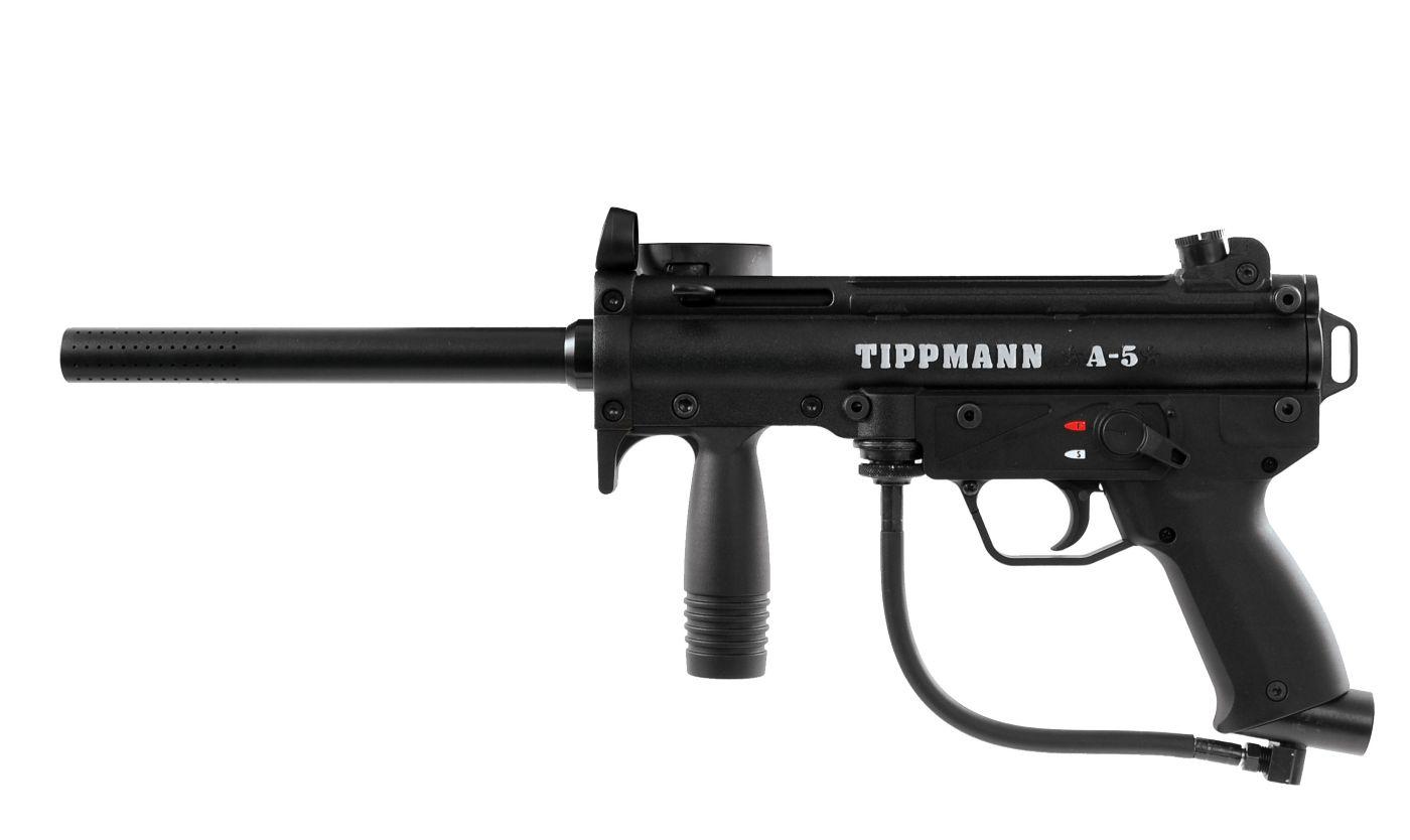 Tippmann A5 Response Trigger Paintball Gun