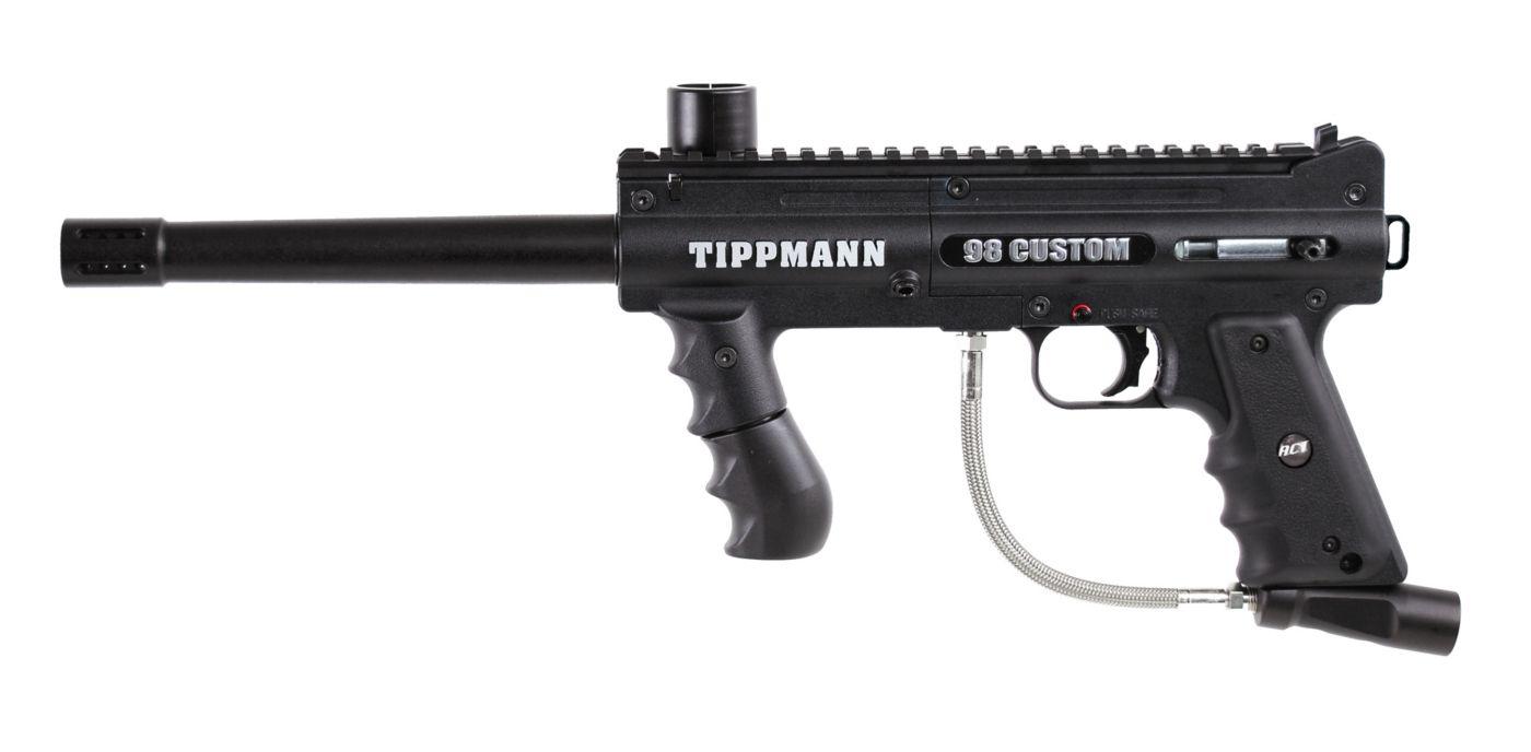 Tippmann 98 Custom PS ACT Paintball Gun