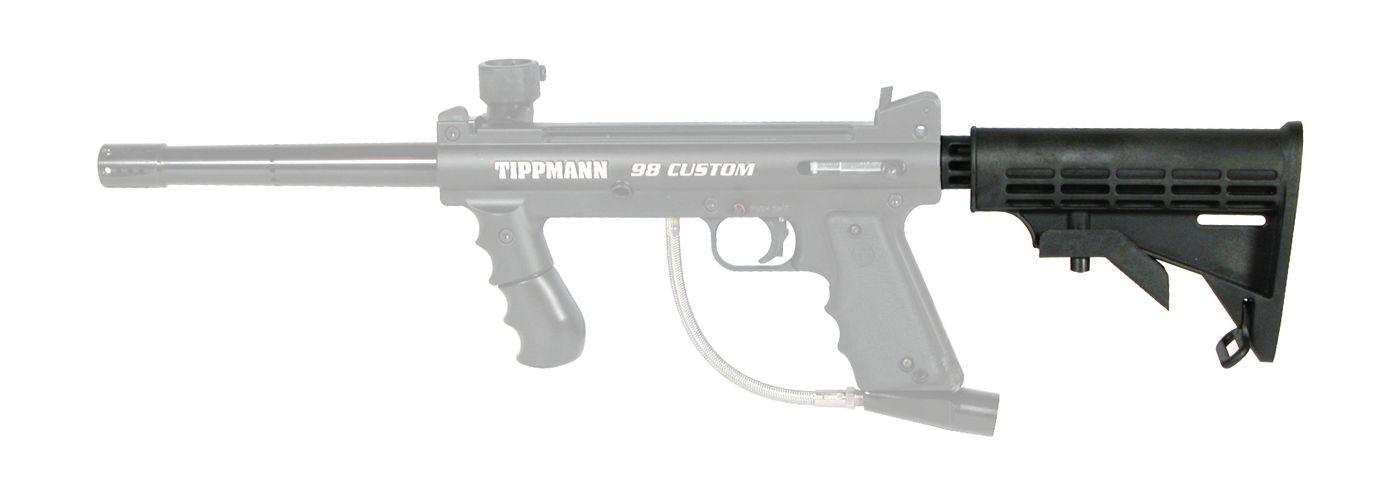 Tippmann 98 Custom Collapsible Stock