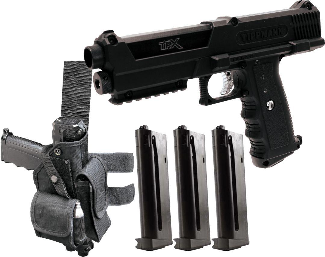 Tippmann Tipx Paintball Gun Deluxe Kit Dick S Sporting Goods