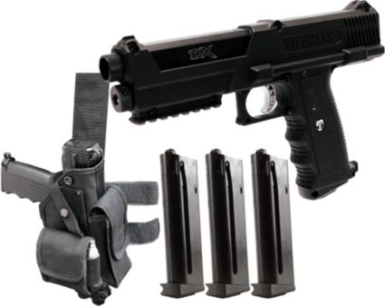 Tippmann TiPX Paintball Gun Deluxe Kit