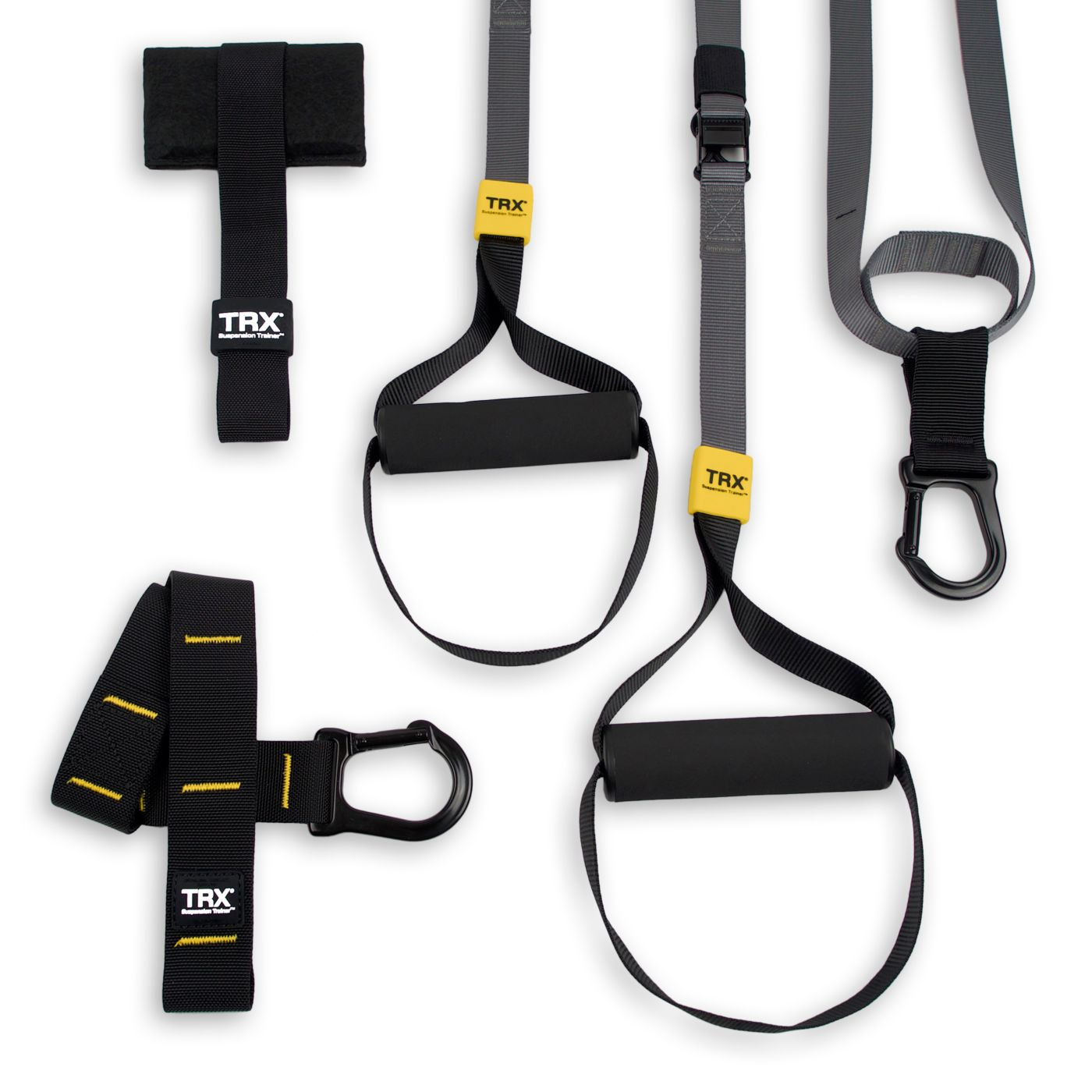 Workout with TRX bands in as little as 15 minutes