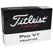 Titleist Pro V1 Practice Golf Balls