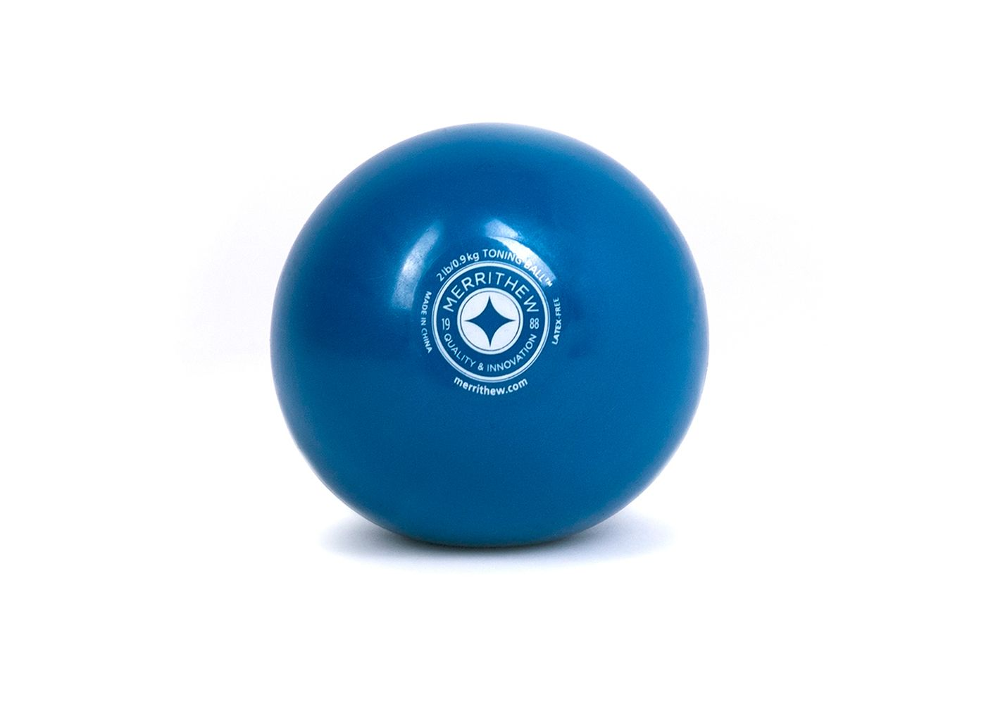 STOTT PILATES 1 lb Toning Ball