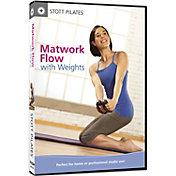 STOTT PILATES Matwork Flow with Weights DVD