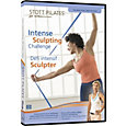 STOTT PILATES Intense Sculpting Challenge DVD