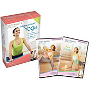 STOTT PILATES Pilates-Infused Yoga DVD Set