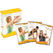 STOTT PILATES Power Paced Pilates DVD Set