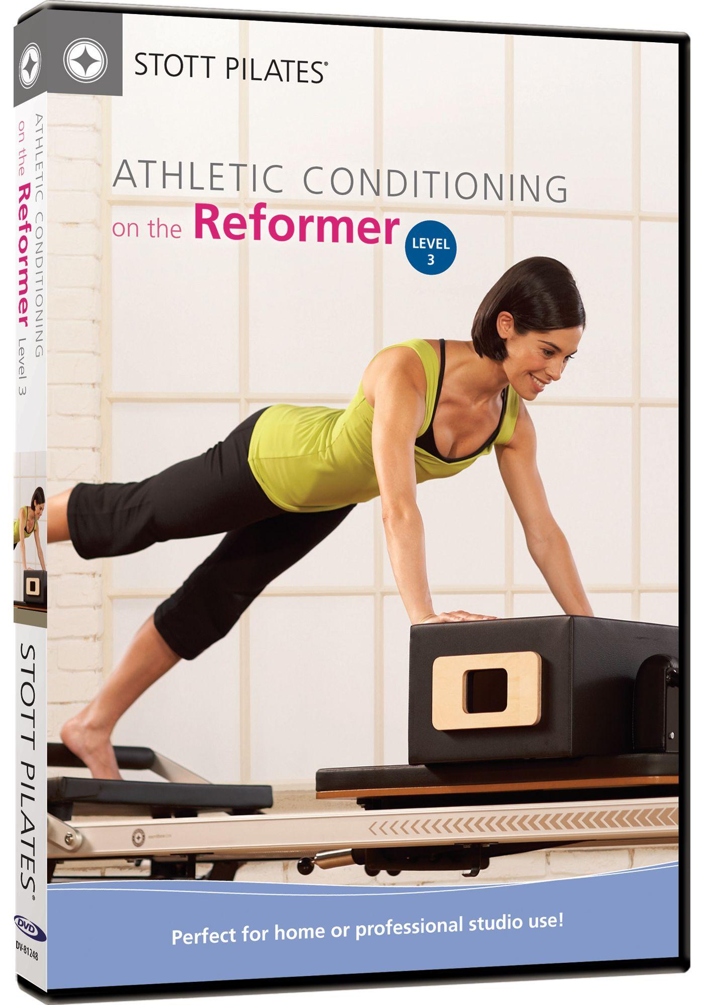 STOTT PILATES Athletic Conditioning Reform Level 3 DVD
