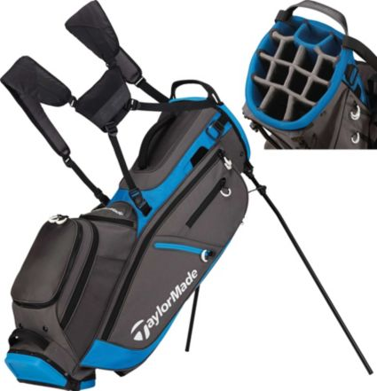 Taylormade Golf Bag >> Taylormade Flextech Crossover Stand Bag Golf Galaxy