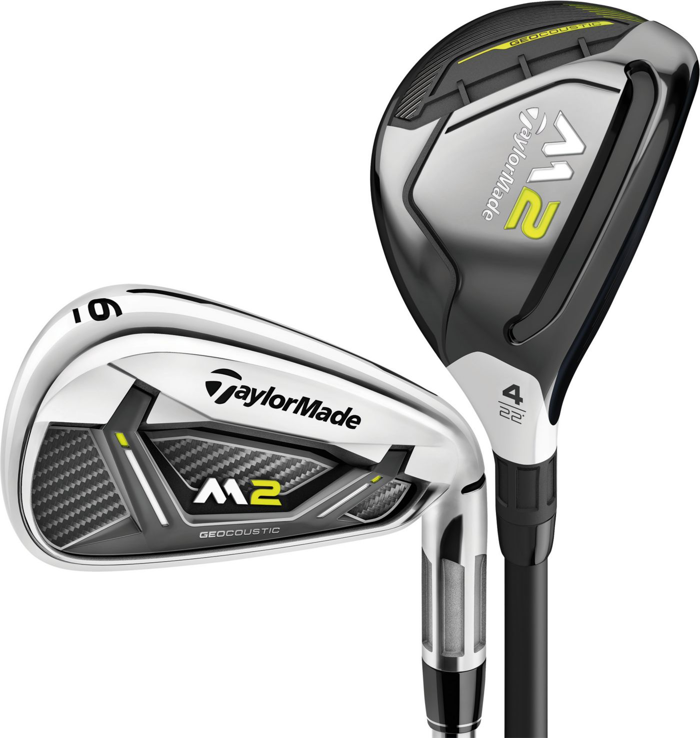 TaylorMade 2017 M2 Rescue/Irons - (Graphite)