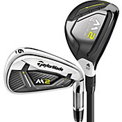 TaylorMade M2 Rescue/Irons - (Graphite/Steel)