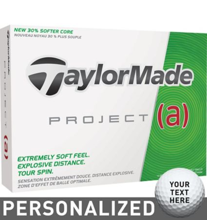 TaylorMade Project (a) My Number Golf Balls