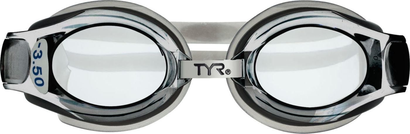 TYR Corrective Optical Swim Goggles
