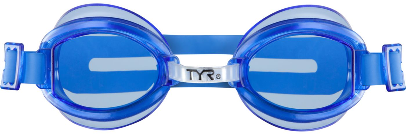TYR Adult Racetech Swim Goggles