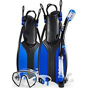 TYR Adult Voyager Snorkeling Set
