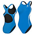 TYR Girls' Durafast Maxback Splice Tank Swimsuit