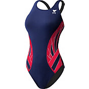 Girls' Racing Swimsuits