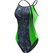 TYR Girls' Viper Diamondfit Swimsuit