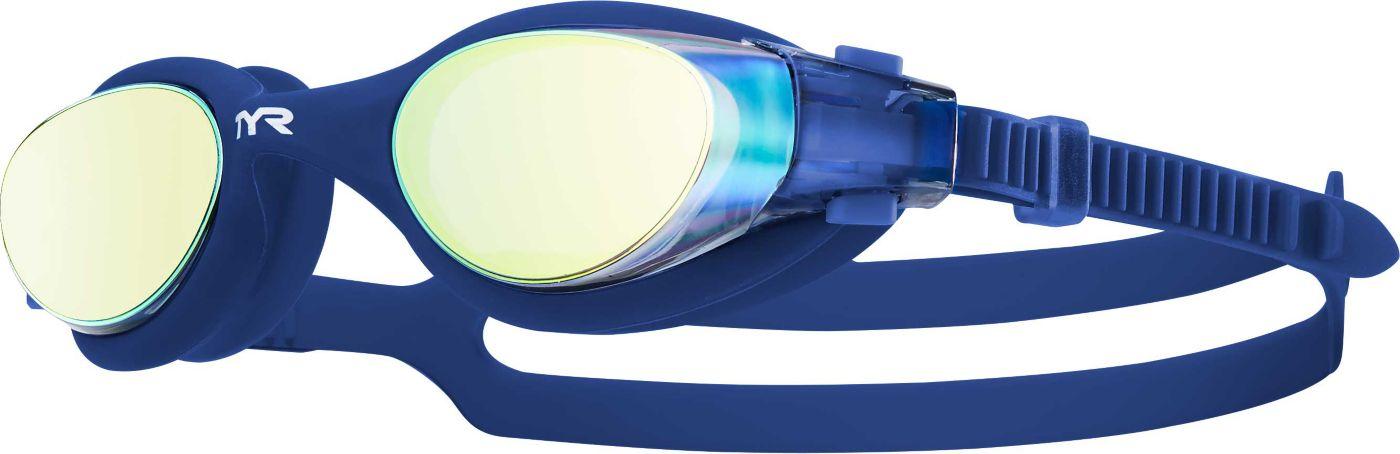 TYR Vesi Mirrored Swim Goggles