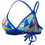 TYR Women's Ediza Lake Triangle Bra Swimsuit Top