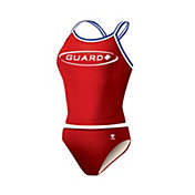TYR Women's Guard Dimaxback Tankini Swimsuit