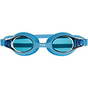 TYR Kids' Swimple Metallized Swim Goggles