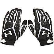 Under Armour Adult Combat 5 Full Finger Lineman Gloves