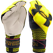 Under Armour Adult Desafio Pro Finger Support Soccer Goalkeeper Gloves