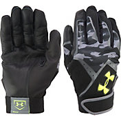 Under Armour Adult Clean-Up Culture Batting Gloves