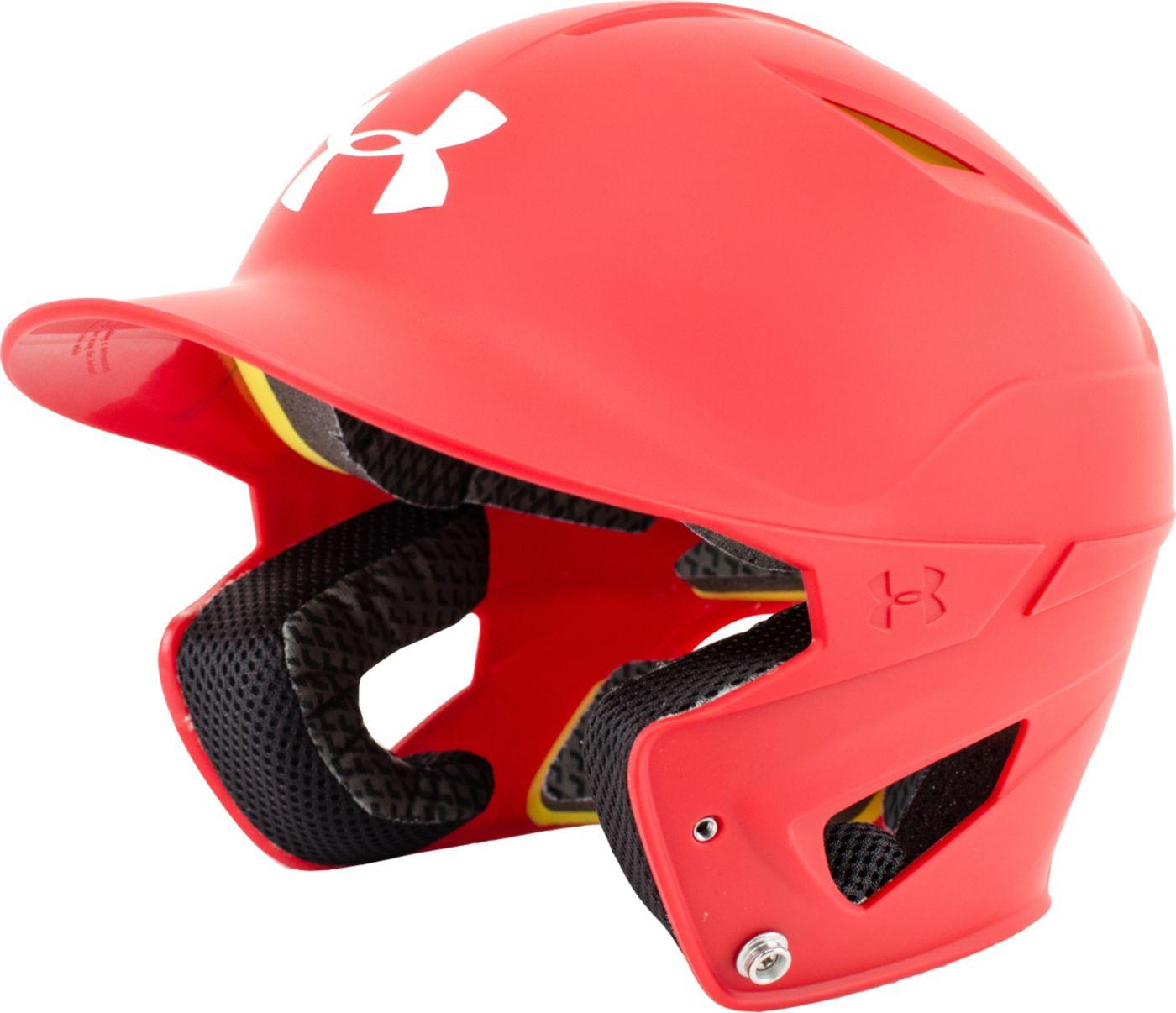 Under Armour OSFM Heater Matte Batting Helmet