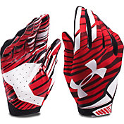 Under Armour Adult Sizzle Receiver Gloves 2017