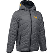 Under Armour Boys' ColdGear Reactor Hooded Jacket