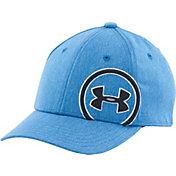 Under Armour Boys' Billboard Stretch Fit Hat